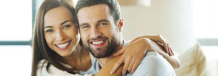 Chiropractic Texarkana AR Happy Couple